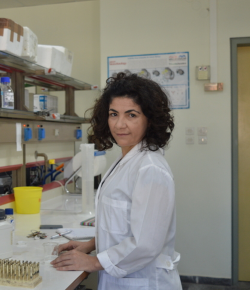 Caterina Constantinou, Ph.D.